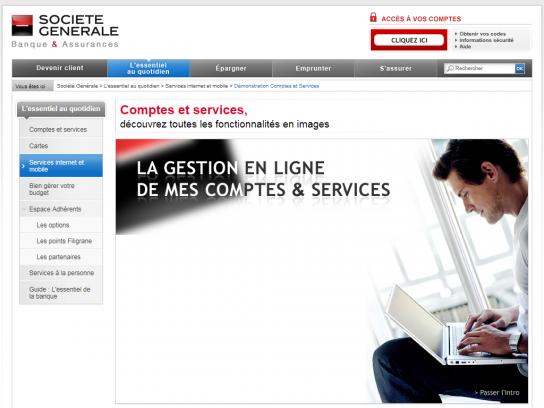 Société Générale : Banque et Assurance