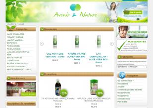 Avenir et nature : Compléments alimentaire et cosmétiques bio