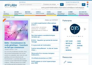 RTFLash - site d'actualités technologiques et scientifiques
